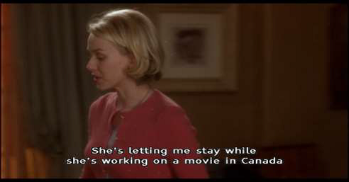 mulholland drive aunt canada