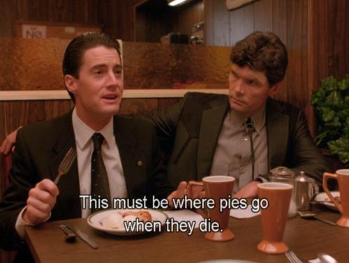 twin peaks pie